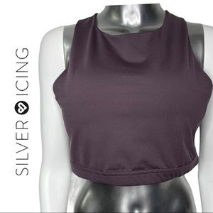 Exclusives Silver Icing Sports Bra Removable Pads